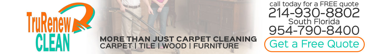 Carpet Tile Wood and Furniture Cleaning in Texas