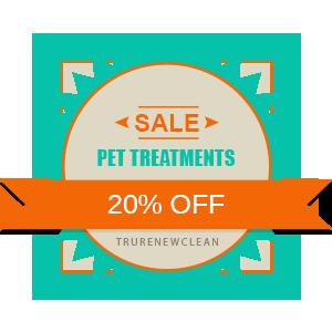 TruRenew Clean Pet Treatment Specials