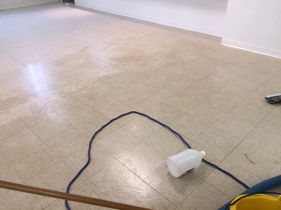 Vct Cleaning Wax
