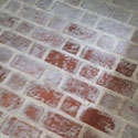 Brick Floor Cleaning - After