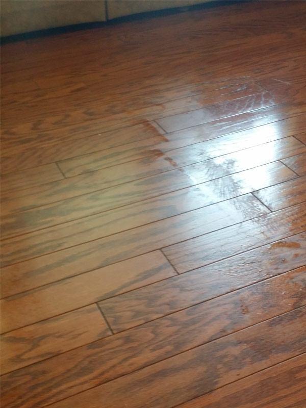 Wood Floor Cleaning In Frisco Tx Trurenew Clean