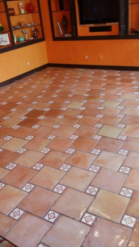 Satillo Tile Cleaning With Seal In Plano Tx