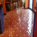 #Satillo Tile Cleaning with Seal in Plano, TX