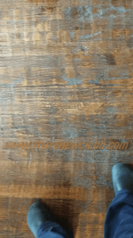 Wood Floor Cleaning in Frisco, TX