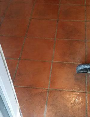 Tile Floor Cleaning in Plano, TX